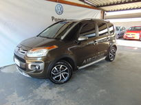 Citroën Aircross Exclusive 1.6 16V (flex) 2011}