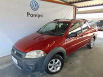 Fiat Strada Working 1.4 (Flex) (Cab Dupla) 2014}