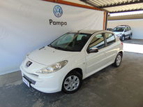 Peugeot 207 Hatch XR 1.4 8V (flex) 4p 2012}