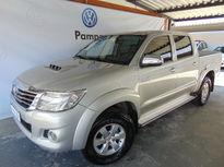 Toyota Hilux Cabine Dupla SRV M/T 3.0L 4x4 Diesel 2012}