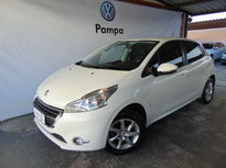 Peugeot 208 Active Pack 1.5L (Flex) 2016}
