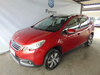 Peugeot 2008 Griffe 1.6 (Flex) (Auto) 2016}