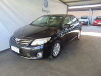 Toyota Corolla 1.8 GLi Manual Flex 2014}