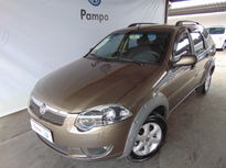 Fiat Palio Weekend Trekking 1.6 16V (Flex) 2013}