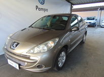Peugeot 207 207 Passion XR 1.4 8V (flex) 2012}