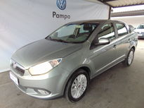 Fiat Siena Essence 1.6 16V (Flex) 2014}