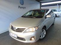 Toyota Corolla Sedan GLi 1.8 16V (flex) 2012}