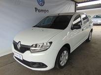 Renault Logan Authentique 1.0 16V (Flex) 2015}