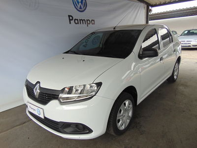 Renault Logan Authentique 1.0 16V (Flex) 2015}