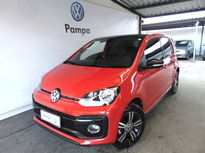 Volkswagen up! pepper 1.0 TSI 2018}