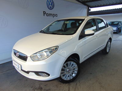 Fiat Siena Essence 1.6 16V (Flex) 2015}