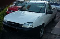 Ford Courier L 1.6 (Flex) 2012}
