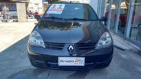 Renault Clio 1.0 CAMPUS 16V FLEX 4P MANUAL 2011}