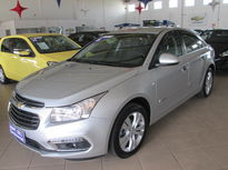 Chevrolet Cruze LTZ 1.8 16V Ecotec (Aut)(Flex) 2015}