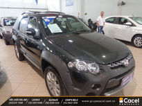 Fiat Palio 1.8 MPI ADVENTURE WEEKEND 16V FLEX 4P MANUAL 2015}