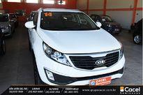Kia Motors Sportage LX 2.0 P576 (Flex) (Aut) 2014}