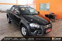 Fiat Strada Adventure Locker 1.8 16V E.TorQ (Cab Estendida) 2011}