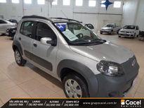 Fiat Uno 1.0 EVO WAY FLEX 4P MANUAL 2014}