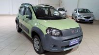 Fiat Uno Way 1.0 Flex 2014}