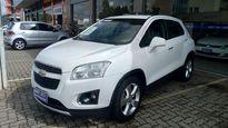 Chevrolet Tracker LTZ 1.8 16v Ecotec (Flex) (Aut) 2014}