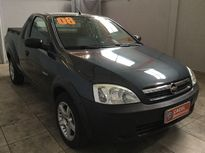 Chevrolet Montana Conquest 1.4 (Flex) 2008}