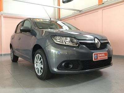 Renault Sandero Expression 1.0 (Flex) 2017}