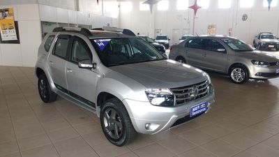Renault Duster 2.0 TECH ROAD 4X2 16V FLEX 4P AUTOMATICO 2014}