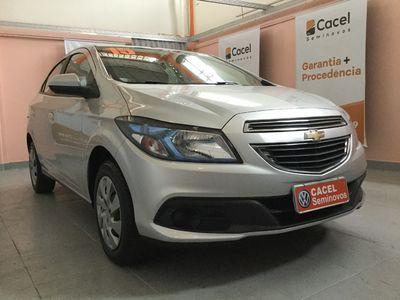 Chevrolet Onix 1.4 LT SPE/4 2015}