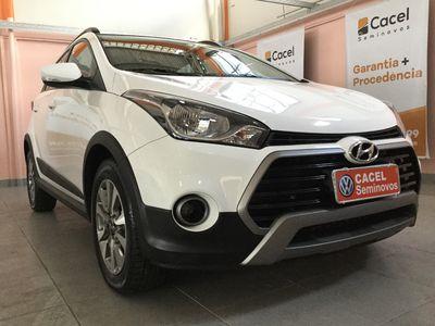 Hyundai HB20X Style 1.6 AT Flex 2018}