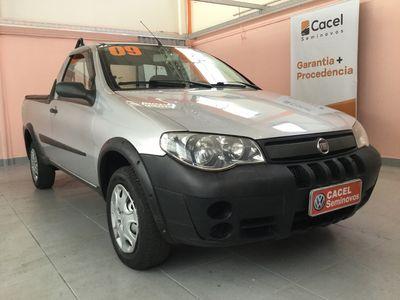 Fiat Strada Fire 1.4 (Flex) (Cab Simples) 2009}