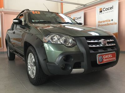 Fiat Strada Adventure Locker 1.8 8V (Flex) (Cab Estendida) 2010}