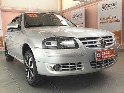Volkswagen Gol Trend 1.0 (G4) (Flex) 2013}