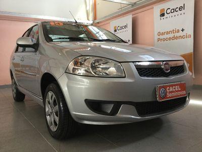 Fiat Siena EL 1.4 8V (Flex) 2015}