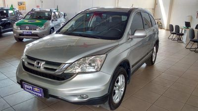 Honda CR-V EXL 2.0 4x4 (Aut) 2010}