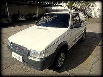 Fiat Uno Mille Way Economy 1.0 MPI 8V Flex 4p Mec. 2011}