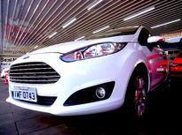 Ford Fiesta SE 1.6 2015}