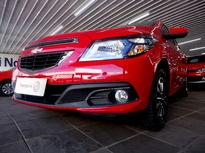 Chevrolet Onix 1.4  LT MPFI 8V 4p 2015}