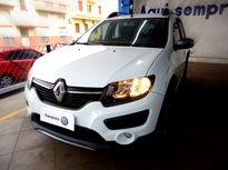 Renault Sandero STEPWAY 1.6 16v(Hi-Flex) 2016}