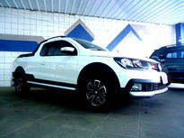 Volkswagen Saveiro Cross 1.6 CE 2017}