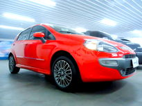 Fiat Punto Sporting 1.8 (Flex) 2013}