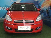 Fiat Idea Essence 1.6 2016}