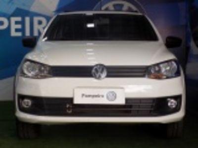 Volkswagen Saveiro Trendline 1.6 CS 2016}