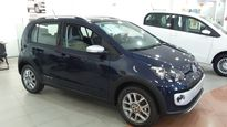 Volkswagen Up! cross up! 1.0 TSI 2017}