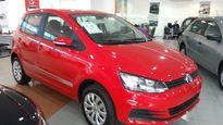 Volkswagen Fox 1.0 8V (Flex) 4p 2017}