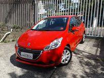 Peugeot 208 Active 1.5L (Flex) 2015}