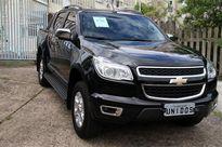 Chevrolet S10 LTZ 2.5 CD 4x4  2015}