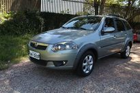 Fiat Palio Weekend Trekking 1.6 16V (Flex) 2016}