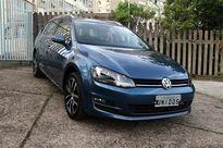 Volkswagen Golf Variant Highline 1.4 TSI Tiptronic 2015}