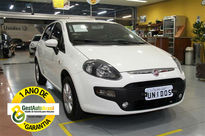 Fiat Punto ATTRACTIVE 1.4 FLEX 2016 2016}