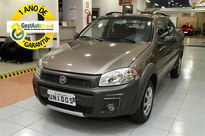 Fiat Strada Working 1.4 (Flex) (Cab Dupla) 2015}